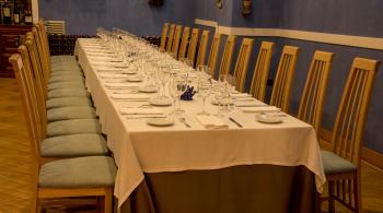 Mesa para banquetes